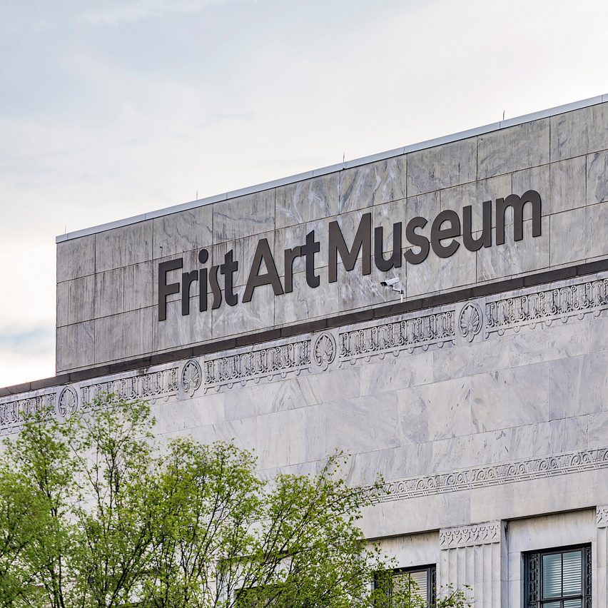 Frist Art Museum by Pentagram