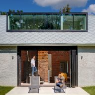 "Neumann Monson turns Iowa farmhouse from ""dog's dinner"" into liveable home"