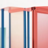 Femme Atelier reimagines the doorframe as items of furniture