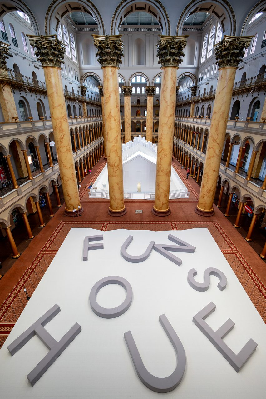 Fun House by Snarkitecture