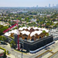 MAD's Gardenhouse residences take shape in Beverly Hills