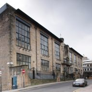 "Glasgow School of Art ""will be rebuilt"" says school's director"