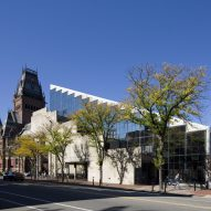 Herzog & de Meuron to overhaul Harvard GSD's Gund Hall