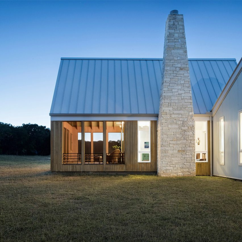 Hill Country House by Miro Rivera Architects