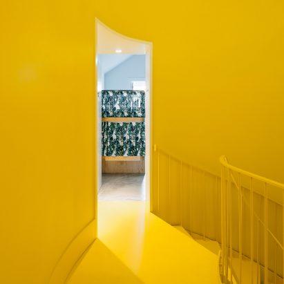 Hostel in Parede by Aurora Arquitectos