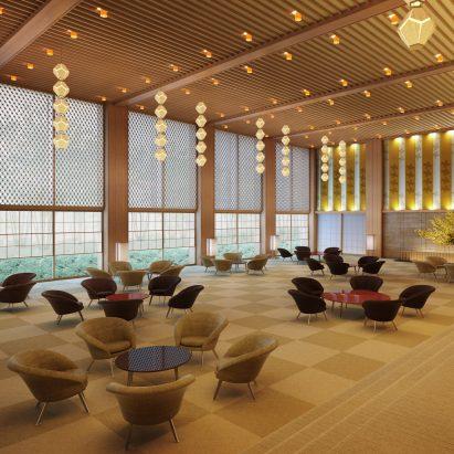 Hotel Okura Tokyo reopens