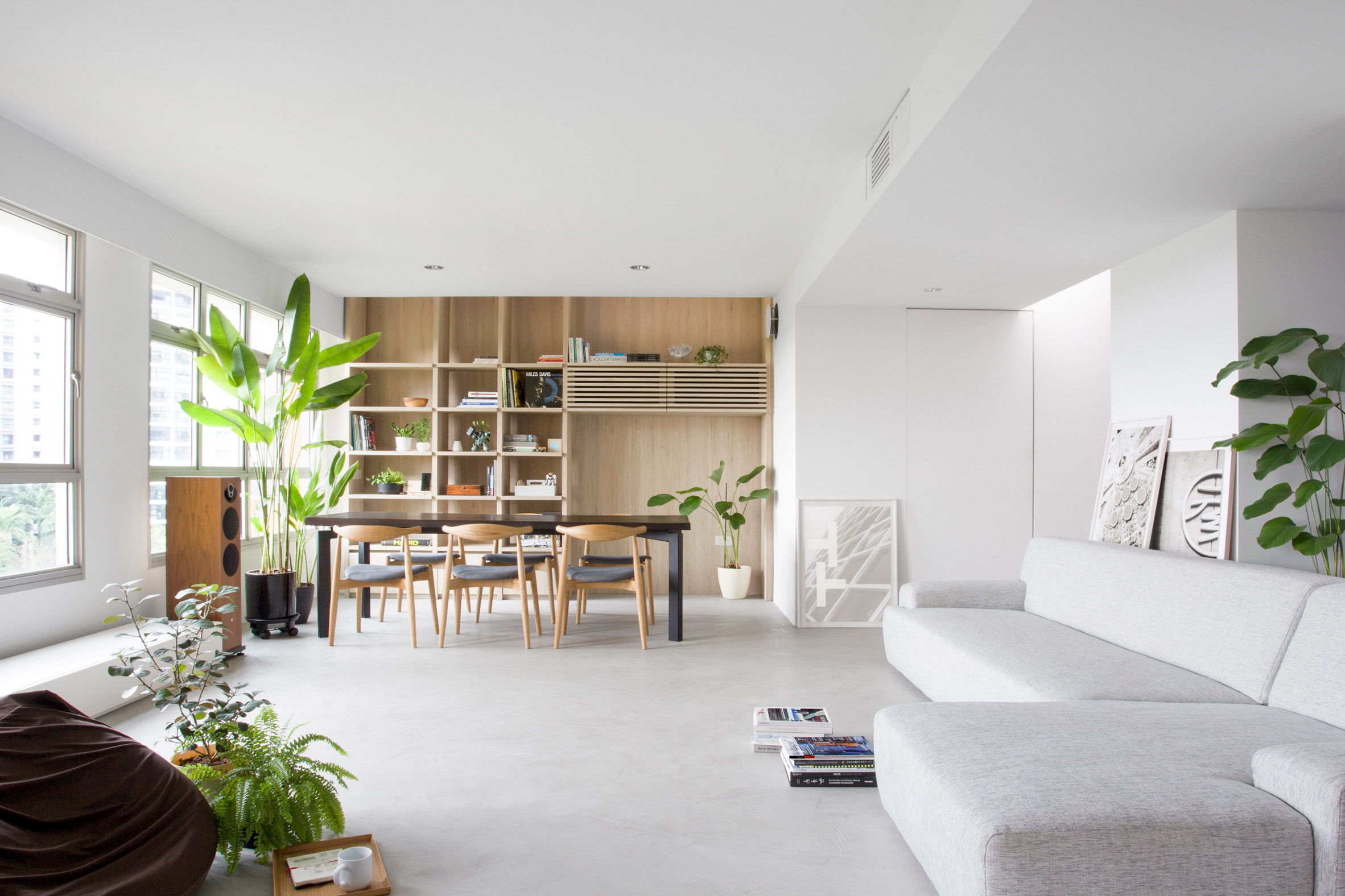 House in a Flat by Nitton Architects