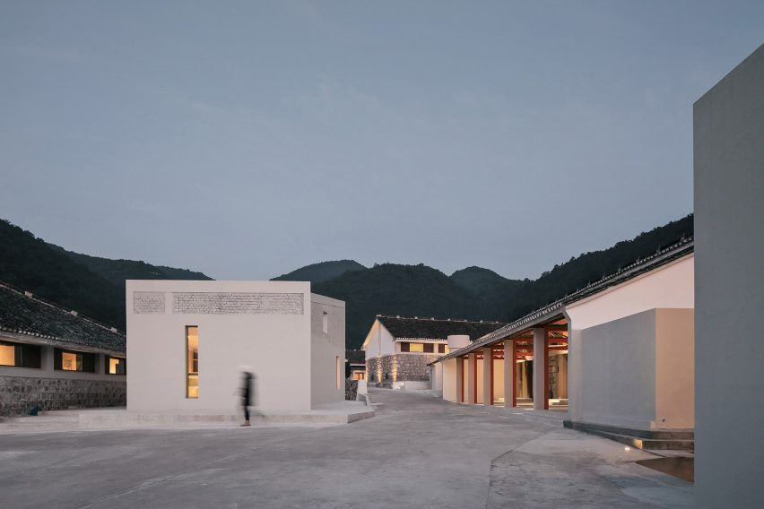 Huchen Barn Resort by Ares Partners