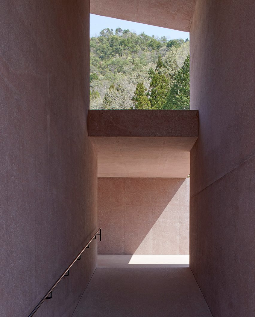 David Chipperfield Architects completes visitor centre and chapel at Inagawa Cemetery
