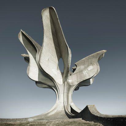 Jasenovac Memorial Site by Bogdan Bogdanović, Jasenovac, Croatia, 1959-66
