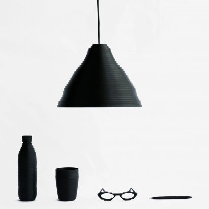 "Jiabao Zhang crea objetos cotidianos ""normales"""