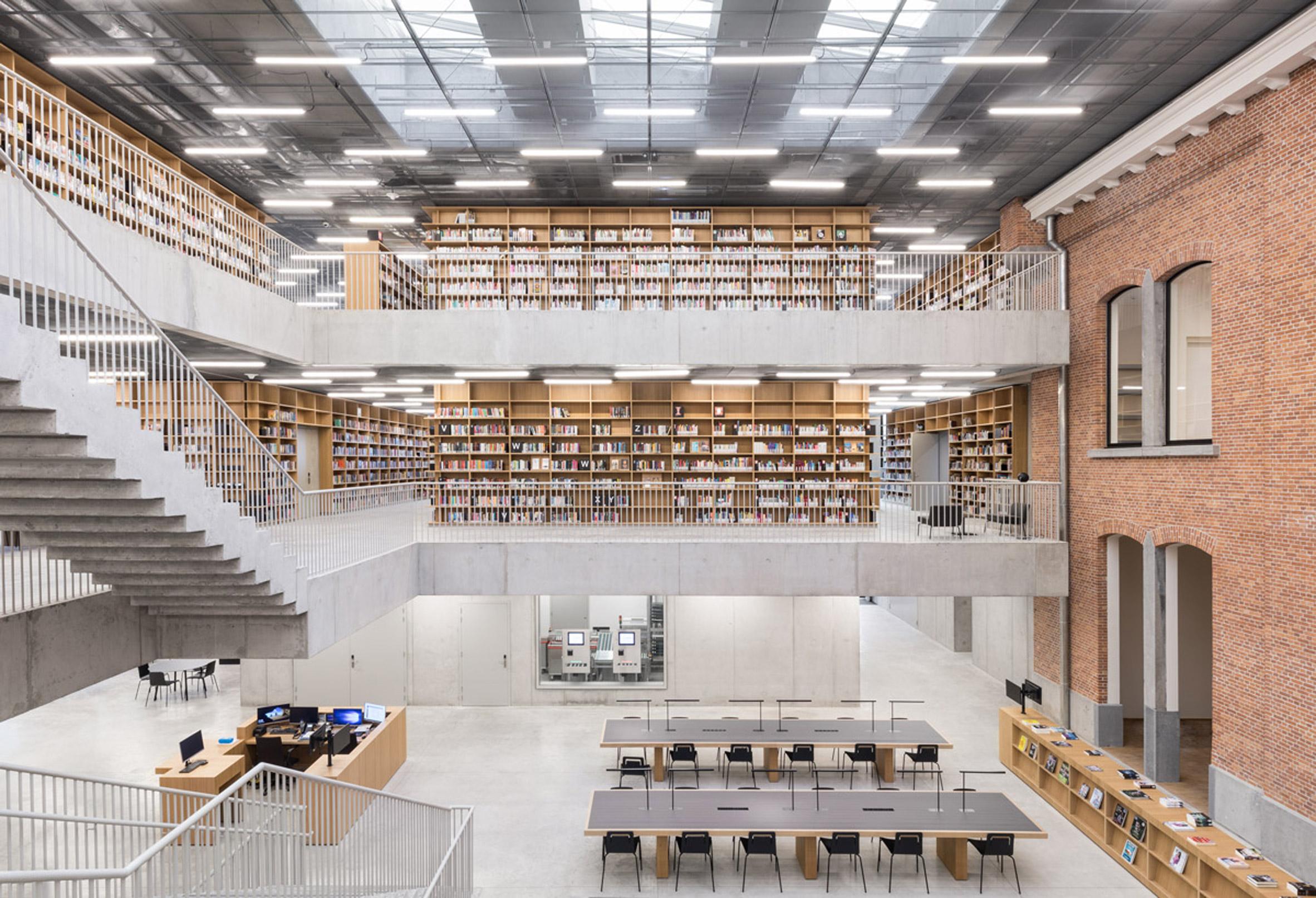Kaan Architecten's Utopia building