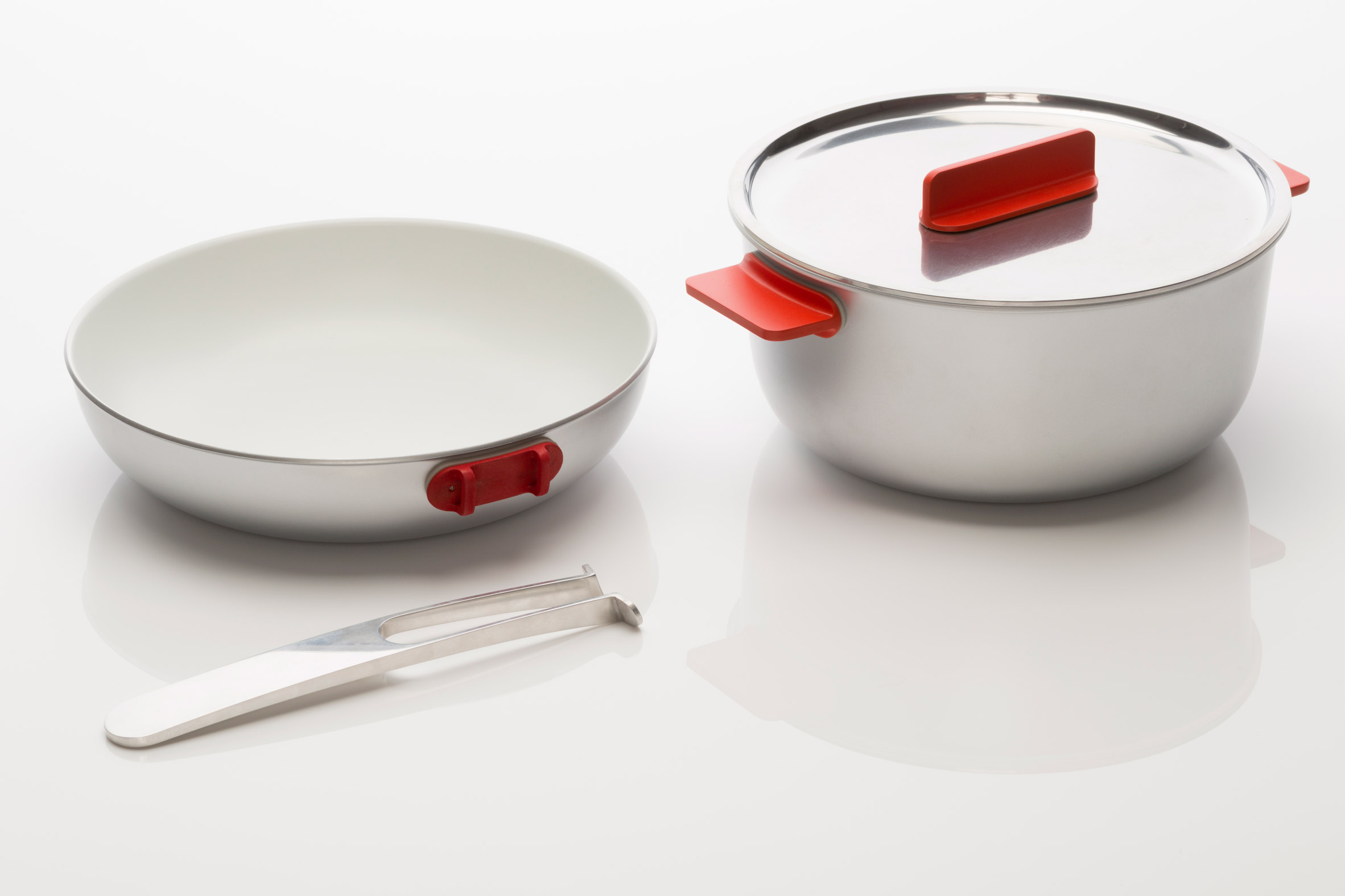 Yu Li creates portable cooking set for kitchenless millennials ...