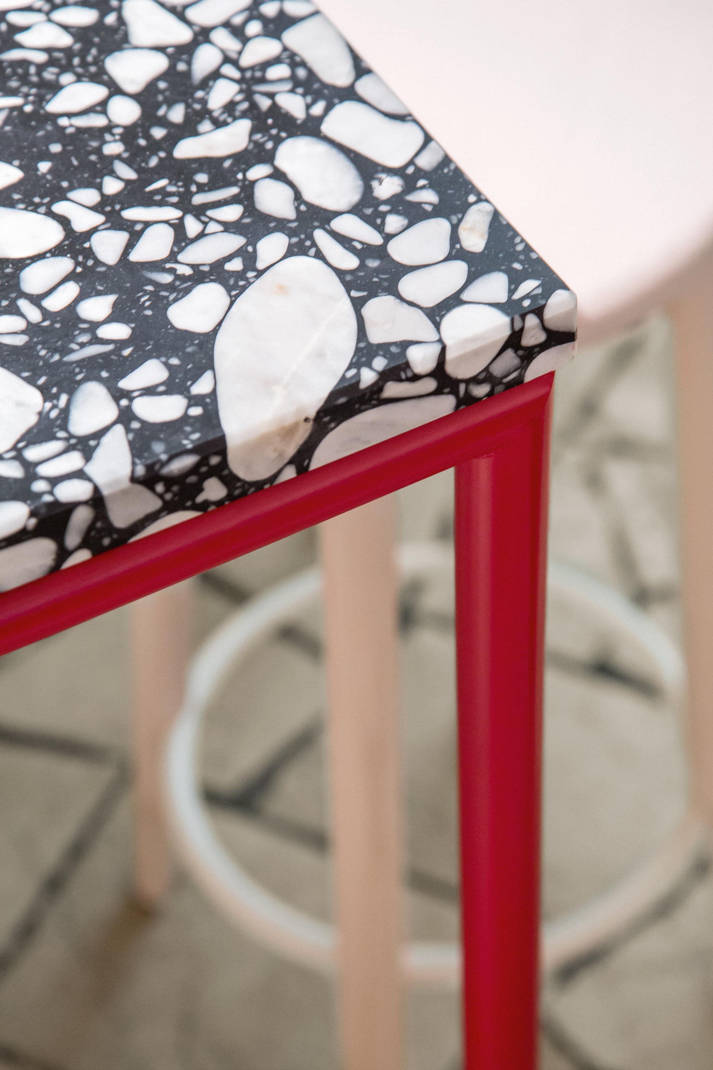 Ester Bruzkus Architekten designs Hockney-inspired restaurant in Berlin