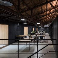Lens Magazine offices by TAO