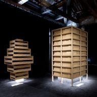 """Luxembourg Pavilion calls for architects to """"give more space to the public"""" by building on stilts"""