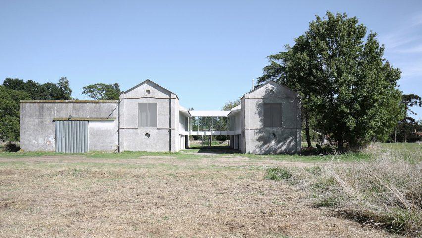 Macchi House by Adamo Faiden