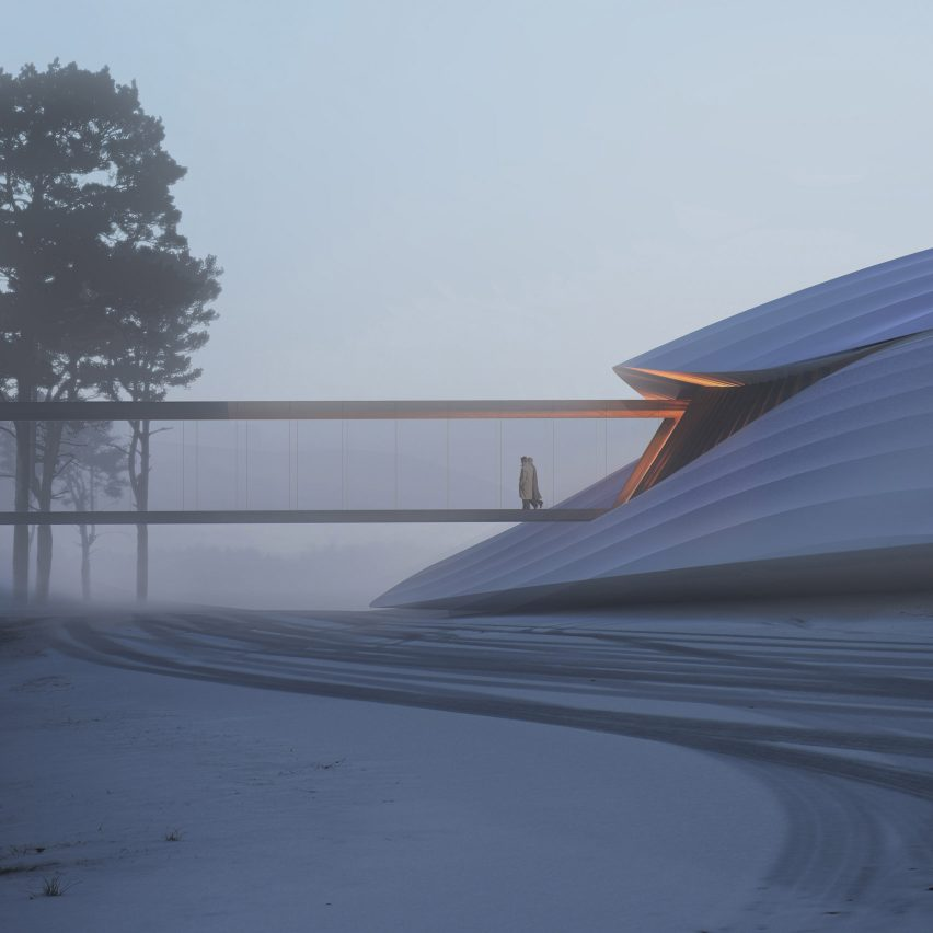 Yabuli Conference Centre by MAD