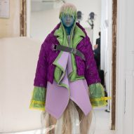 """MaisonMargiela's Artisanal couture collection is designed for """"neo-digital natives"""""""