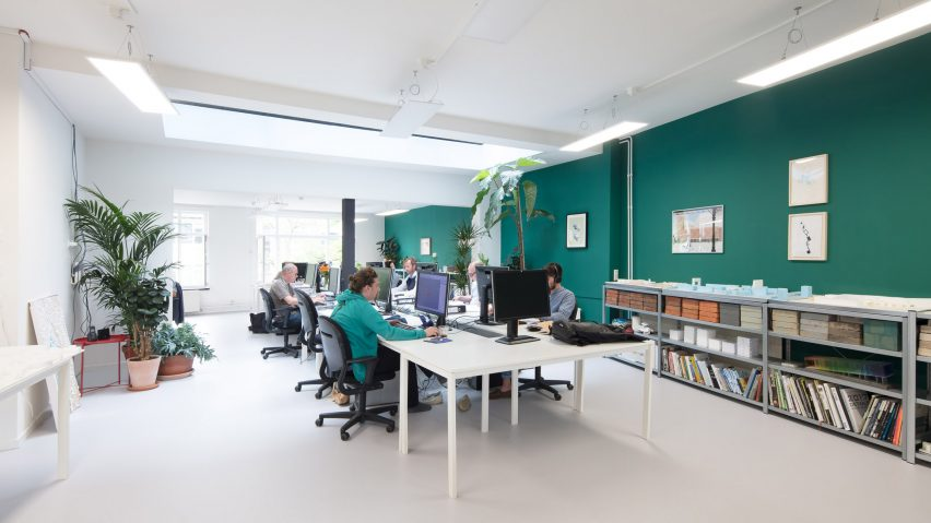 Dutch architecture offices photographed by Marc Goodwin