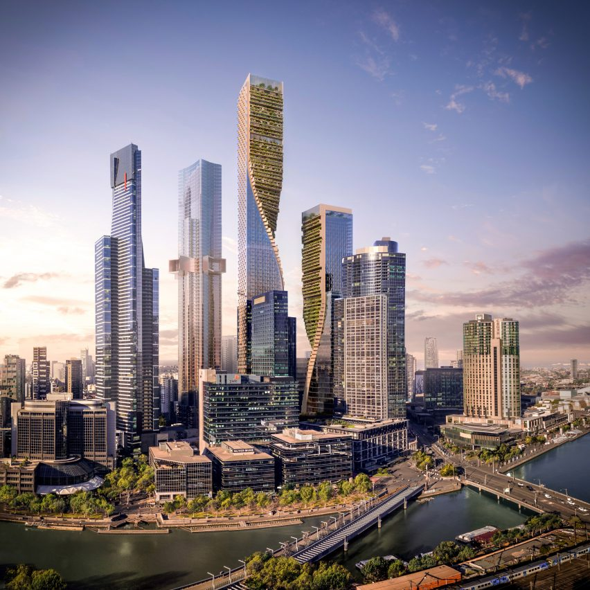 Melbourne Tower SHortlist
