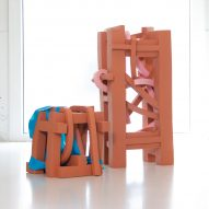 Joel Blanco's Messless furniture encourages chaos in the home