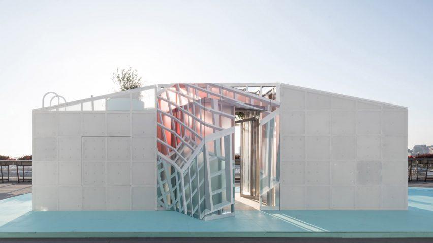MINI Living Urban Cabin in Los Angeles