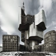 Valentin Jeck photographs Yugoslavia's concrete architecture for MoMA exhibition