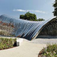 Daliowa pavilion by Oskar Zieta