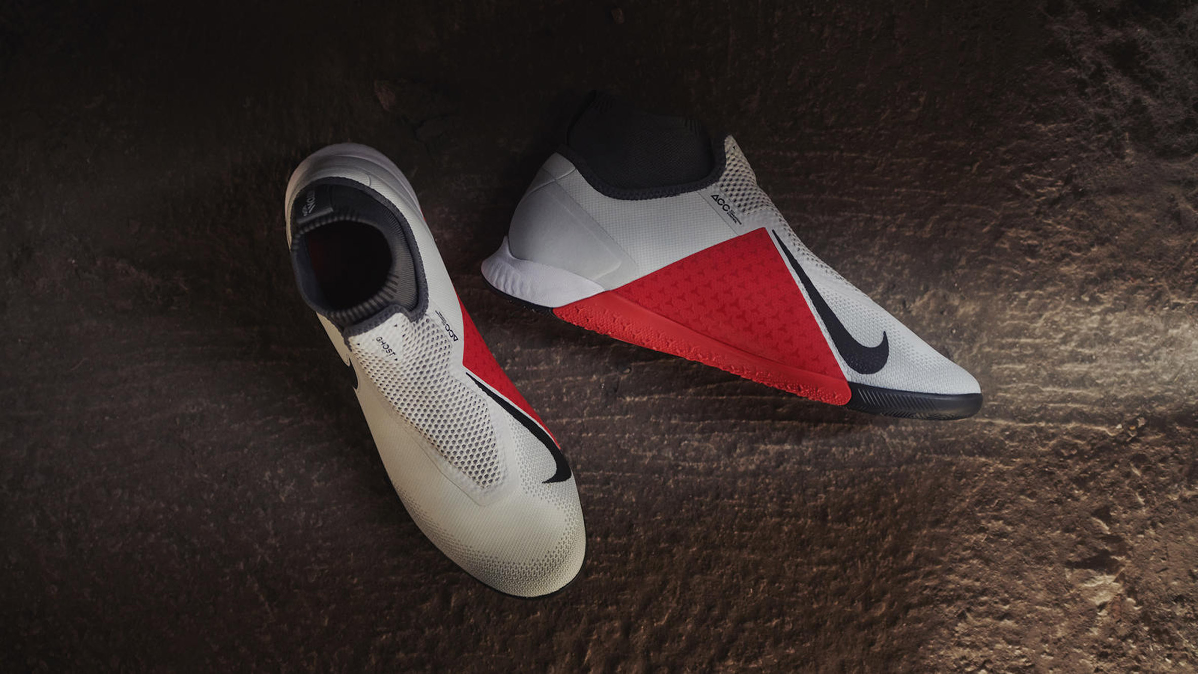 Nike's PhantomVSN football boot is designed to suit an attack-focused game