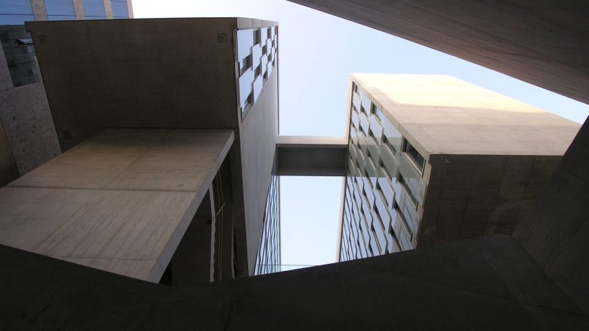 University Luigi Bocconi, designed by Grafton Architects.