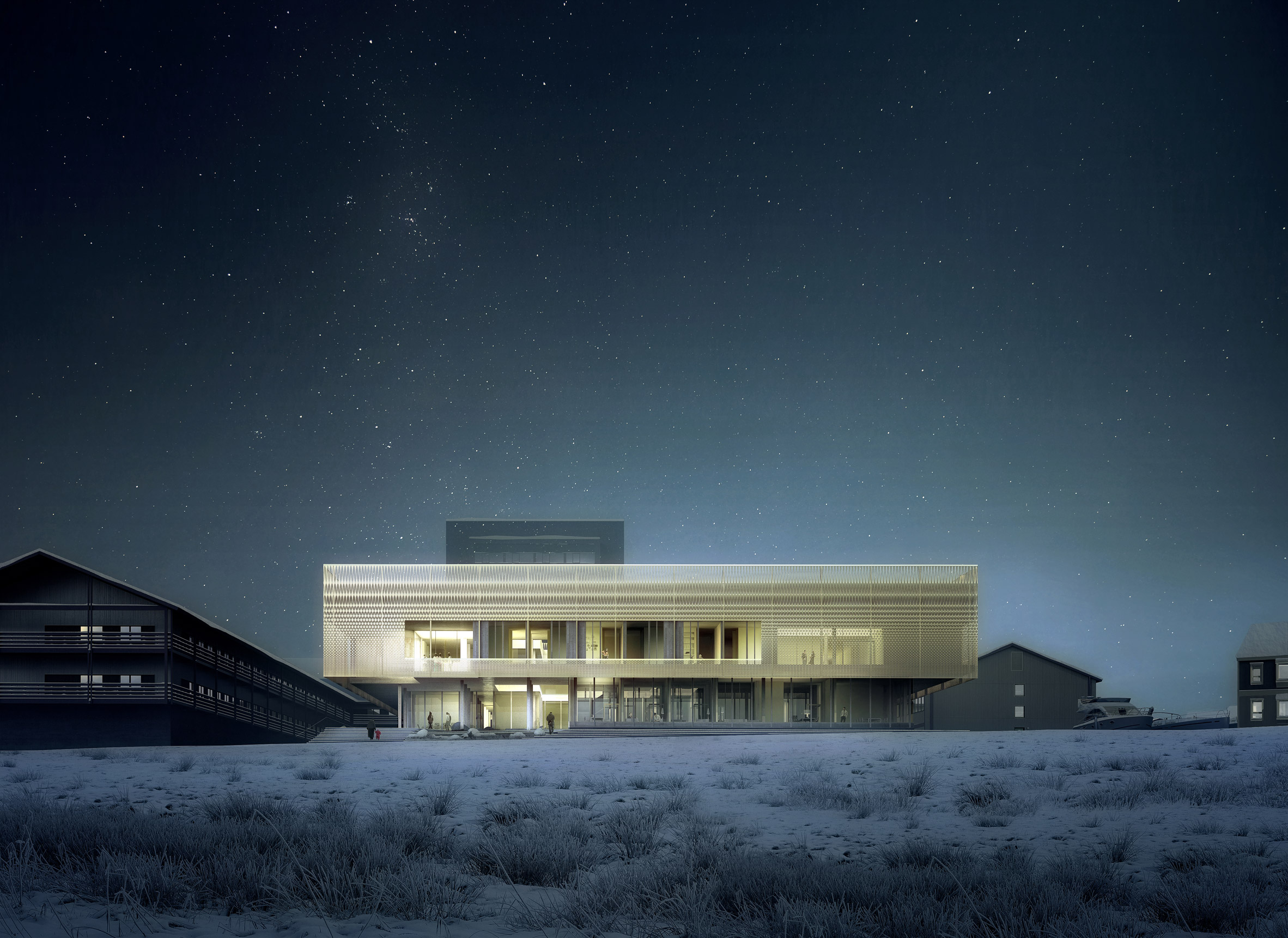 White Arkitekter to create psychiatric clinic in Greenland
