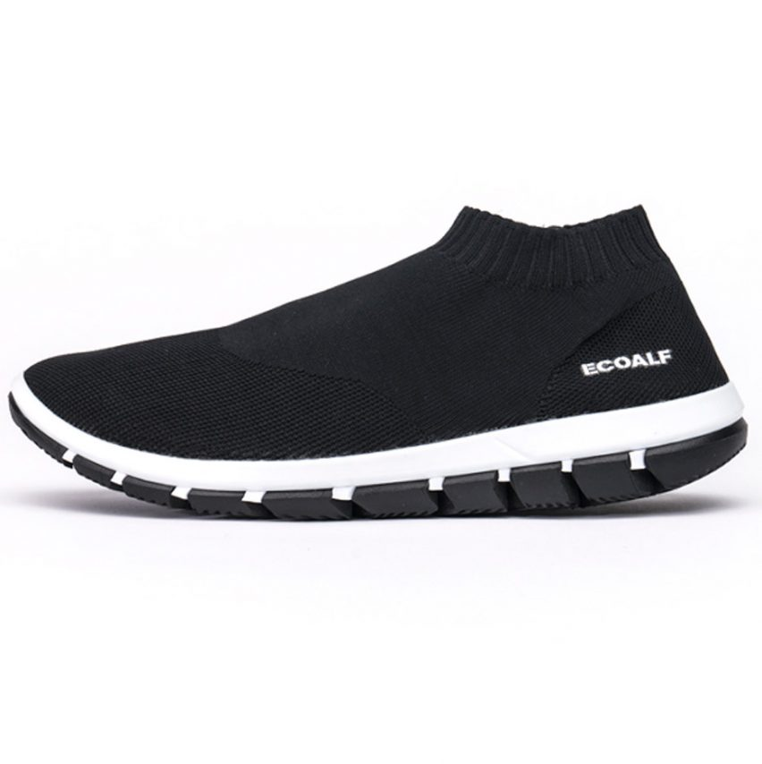 Ecoalf creates sneakers made from algae and ocean plastic