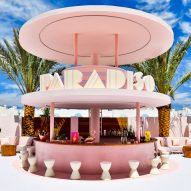 Paradiso Ibiza Art Hotel by Ilmiodesign is an exercise in pastel pastiche