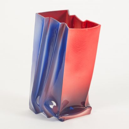 Philipp Schenk-Mischke creates ceramics and furniture that are partly accidental in design