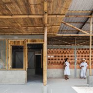 Eight eye-catching homes made from bamboo