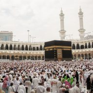 Hamza Oza debuts tracking device for pilgrims that operates without a mobile network