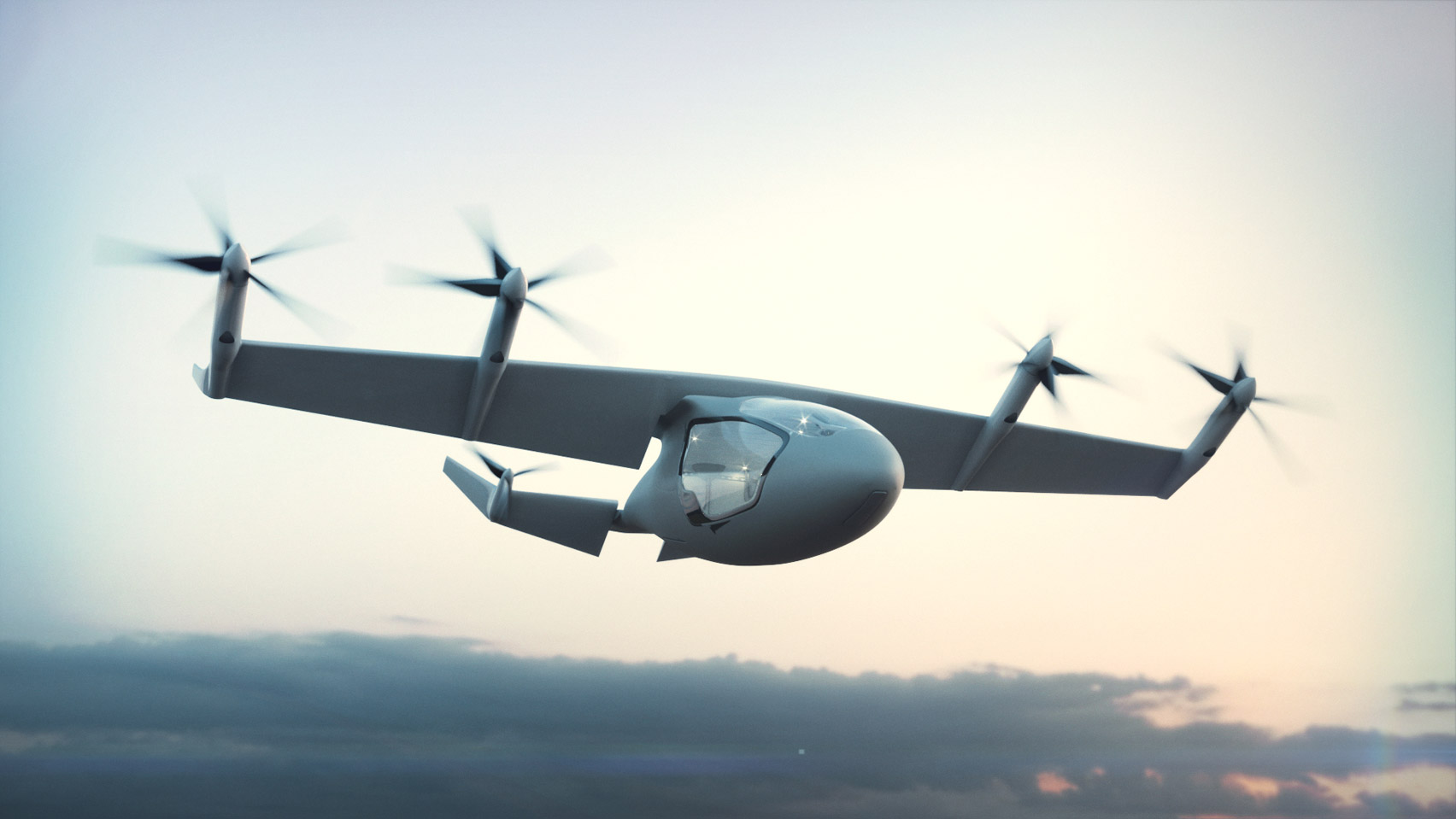 Rolls-Royce reveals electric flying concept vehicle with