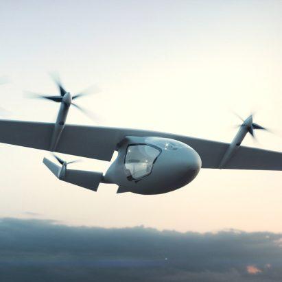 Rolls-Royce revela el concepto de vehículo volador eléctrico con capacidad de despegue vertical y aterrizaje