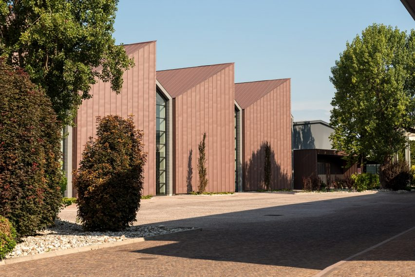 Santa Margherita Winery by Westway Architects