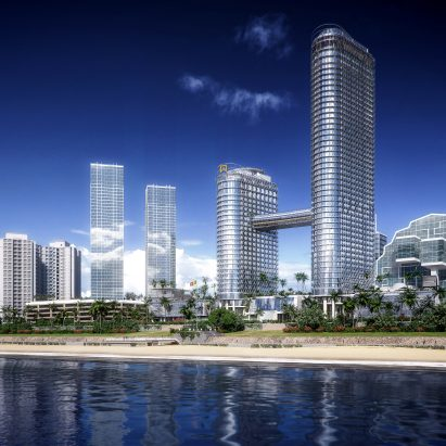 Sapphire Residences by Gensler