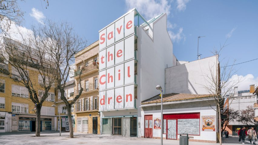 Save The Children by Elii Architects
