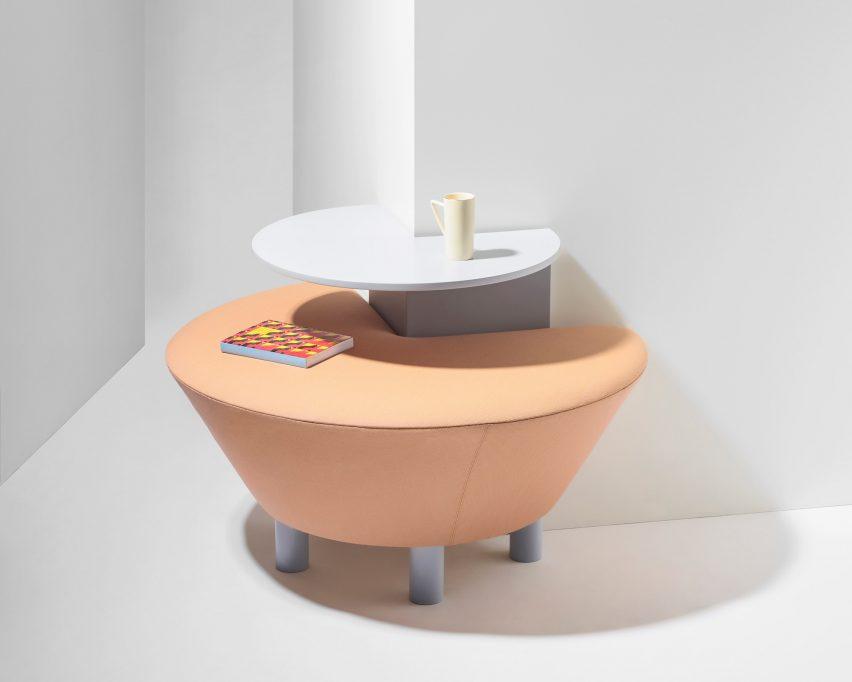 Seray Ozdemir designs furniture for corridors