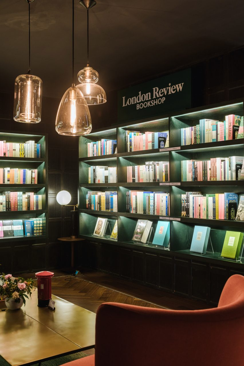 Shanghai Sanctum bookstore by Wutopia Lab