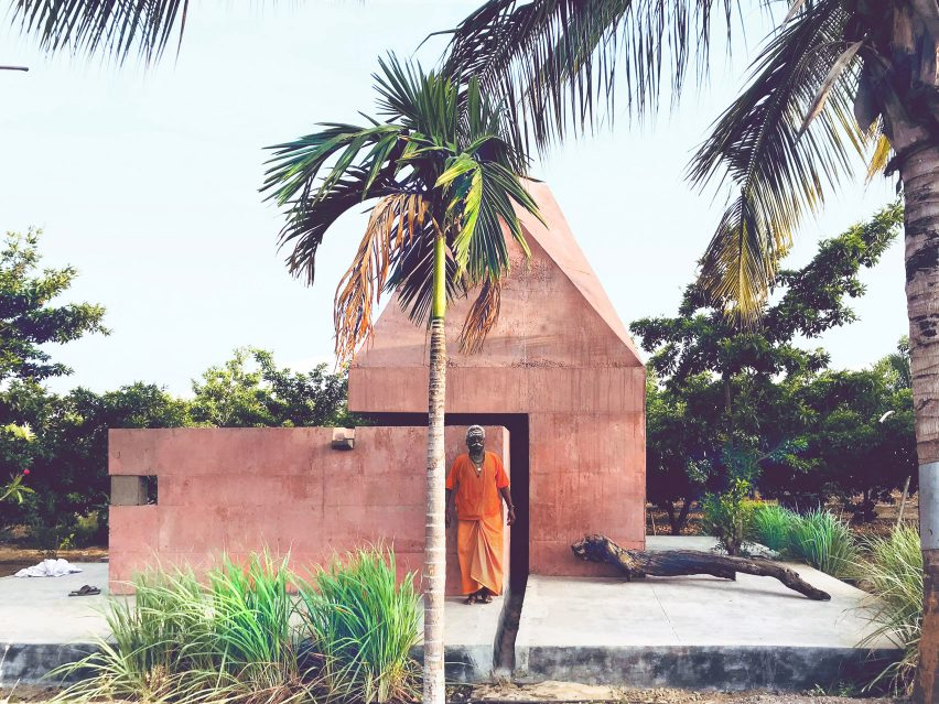 Shiva Temple by Karan Darda Architects