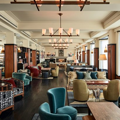 Soho House News Dezeen