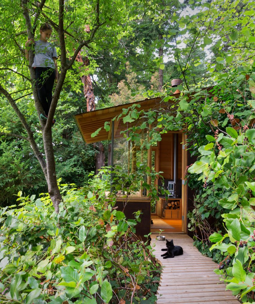Studio Bunkhouse by Cutler Anderson