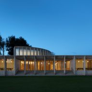 Sultan Nazrin Shah Centre by Niall McLaughlin Architects