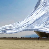 Massive NASA space blanket proposed as billowing Burning Man installation