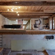 Kogaa converts crumbling Czech distillery into fuss-free co-working space